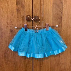 Disney blue tutu